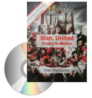 Man. United Poetry in Motion Sir Alex Ferguson 25th Anniversary