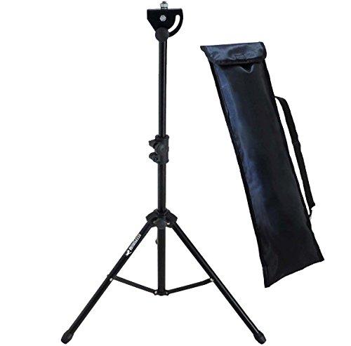 KEEPDRUM DPS Übungspadständer Drum Practice Pad Stand Stativ Ständer mit Tasche