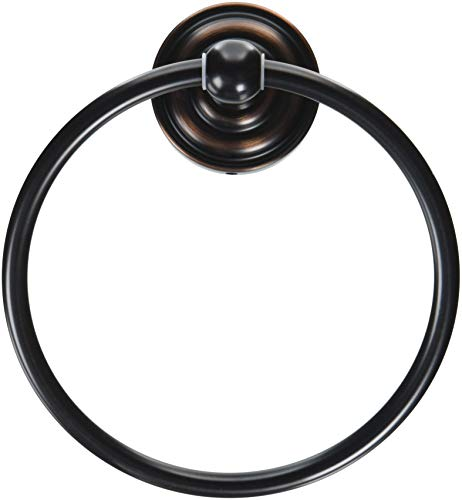 Kwikset 080RDB 11P TWL RNG Pfister 90800-004 Redmond Towel Ring, Venetian Bronze by Kwikset -
