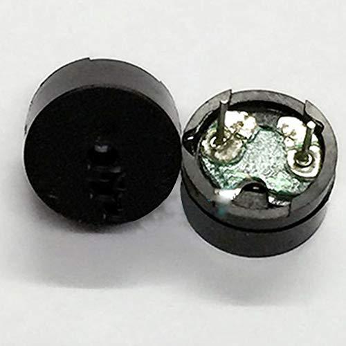 Preisvergleich Produktbild Level 10pcs 5V Passive Alarmton Sounder Lautsprecher Buzzer 16ohn AC / 2KHz