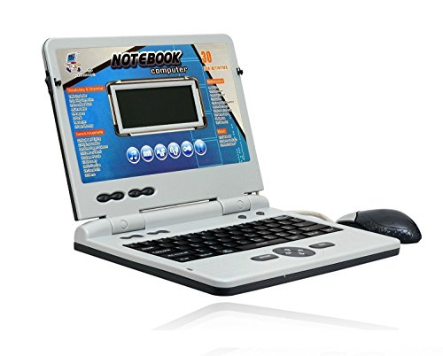 B Bros Laptop Notebook Computer with 30 Activities & Games (Includes Mouse & Adaptor)