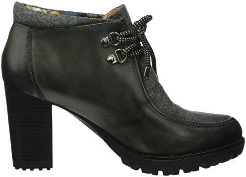Pikolinos Connelly W3e_i16, Chaussures à Lacets Femme Gris - Grau (LEAD)