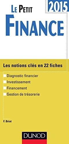 Le Petit Finance 2015 - 7e édition par Fabrice Briot