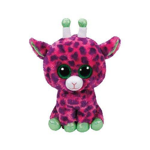 "Beanie Boo Giraffe - Gilbert - Pink - 24cm 9"""