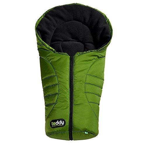 Preisvergleich Produktbild Odenwälder 11310-550 Schalensitz Fusssack Teddy one2 grün