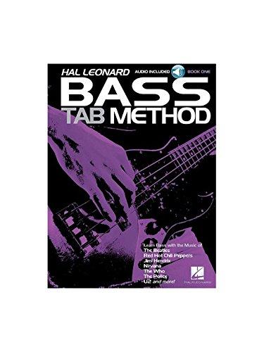 Hal Leonard: Bass Tab Method. Für Bassgitarre