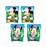 C/ MANGUITOS MICKEY & MINNIE 23X15CM 2 SURTID