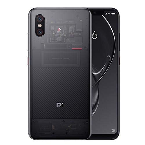 Xiaomi MI8 Explorer 6.21 Inch 4G Smartphone (8GB + 128GB 12+12 MP Snapdragon 845 3000 mAh mAh) / Dual Camera
