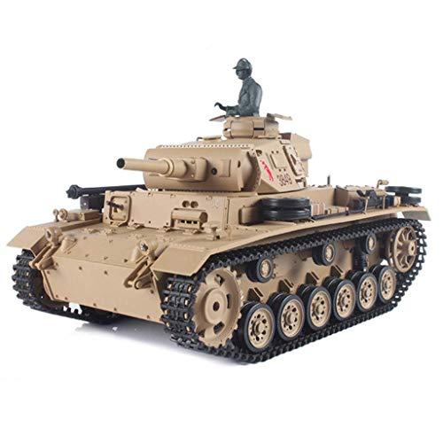 AXJJ RC Panzer 2,4 GHz, 1:16 schwere Fernbedienung Battle Walker Panzer Modell RC Spielzeug für Kinder Kinder -