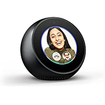 Echo Spot - Stylish echo with a screen (Black)