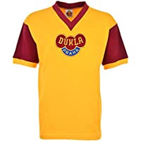 829f5cadc9f Toffs Dukla Prague 1960s Away Retro Football Shirt