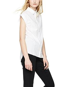 FIND Camisa Estructurada sin Mangas para Mujer