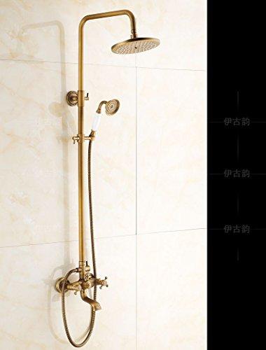 set-doccia-ottone-vintage-acqua-calda-e-fredda-valvola-miscelatrice