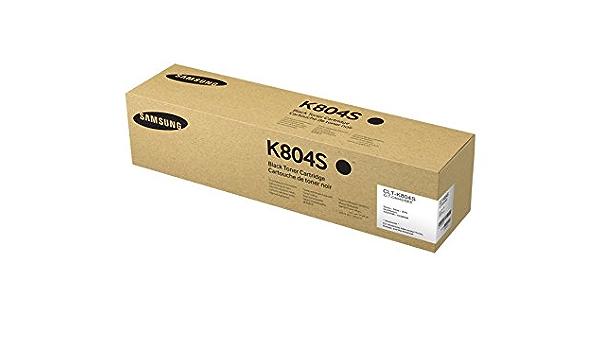 Samsung Clt K804s Els Original Toner Kompatibel Mit Sl X3280nr X3220nr Schwarz Bürobedarf Schreibwaren