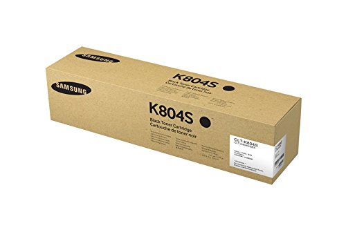 Preisvergleich Produktbild Samsung CLT-K804S/ELS Original Toner (Kompatibel mit: SL-X3280NR / X3220NR) schwarz
