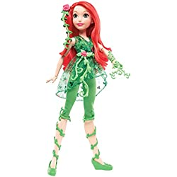 DC Super Hero Girls - Muñeca Poison Ivy (Mattel DLT67)
