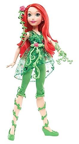 Mattel DLT67 - DC Super Hero Girls Poison Ivy Puppe