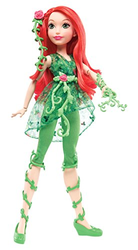 per Hero Girls Poison Ivy Action Puppe, 30 cm (Ivy Superhelden)