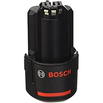 Bosch Professional Batterie GBA 10,8 V 2,5 Ah O-B 1600A004ZL