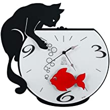 ARTI E MESTIERI OROLOGIO DA PARETE TOMMY AND FISH