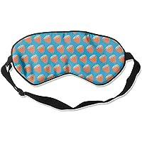 Eye Mask Eyeshade Strawberry Drawing Sleeping Mask Blindfold Eyepatch Adjustable Head Strap preisvergleich bei billige-tabletten.eu