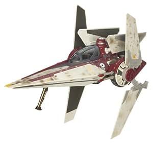 Star Wars Starfighter Vehicle V-Wing Fighter by Hasbro