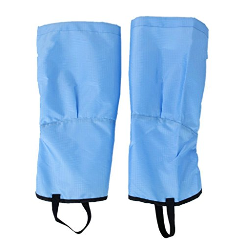 416npdG0tmL. SS500  - TFXWERWS Size M Simple Hiking Climbing Waterproof Snow Sand Leg Gaiter Shoes Covers Accessories