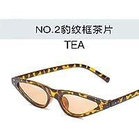 Burenqiq Tendance Retro Cat Eye Lunettes De Soleil Triangle Sunglasses  Personnalité Lunettes De Soleil Street Style 5893623277a2