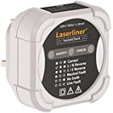 Laserliner L/l083026a Socket Check–rápido Socket Cableado probador