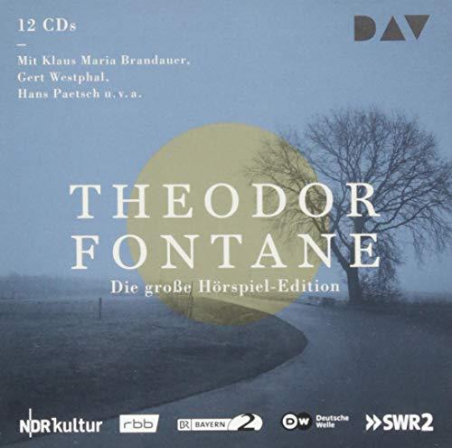 Die große Hörspiel-Edition: Hörspiele mit Klaus Maria Brandauer, Gert Westphal, Hans Paetsch u.v.a. (12 CDs)