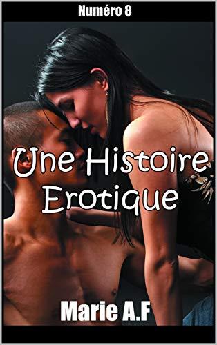 Couverture du livre Une histoire érotique