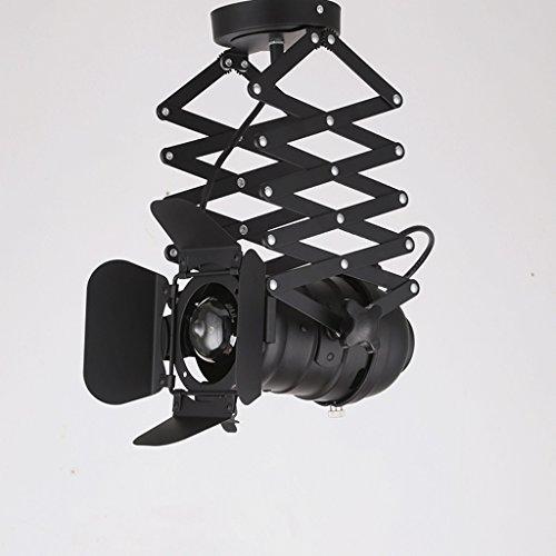 Teleskop-Sonde LED Decke Scheinwerfer Moderne Einfache Retro Lobby Lichter Korridor Lichter Scheinwerfer Creative Bar Deckenstrahler Lampen