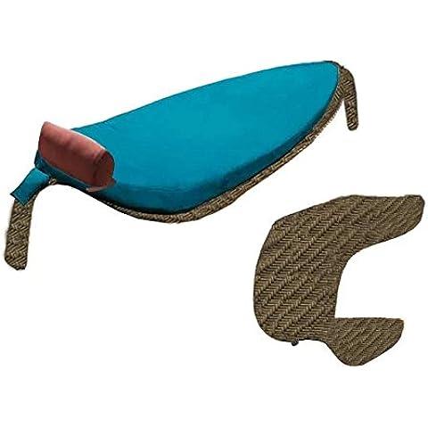 Imitación bambú - rota mimbre ocio sofá cama set / sofá cama suite / sofá cama conjunto / plazas / silla / mesa de centro / mesa de té / tabla de té / mesa auxiliar / tabla de extremo