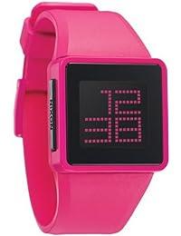 Nixon Herren-Armbanduhr Digital Silikon A137220-00