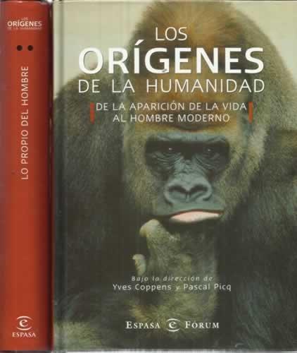 Los orígenes de la humanidad (2 tomos + estuche: De la aparición de la vida al hombre moderno / Lo propio del hombre)