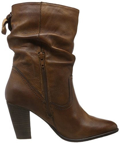 Spm Calvin 3/4 Boot, Bottines à doublure froide femme Marron - Braun (Dk Cuoio 010)
