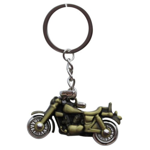GCT Royal Enfield Motorcycles Bike RE Metal Keychain | Keyring | Key Chain for your Bike Home Office Keys | for Men Women Boys Girls | for Bullet Classic 350 Thunderbird 500 Electra (Golden/Gold)  available at amazon for Rs.249