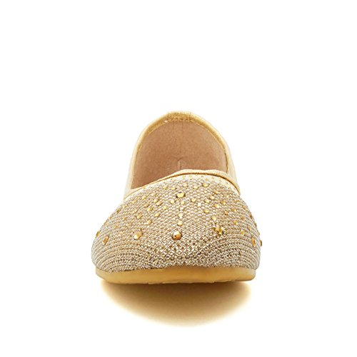 London Footwear ,  Mädchen Ballett Gold