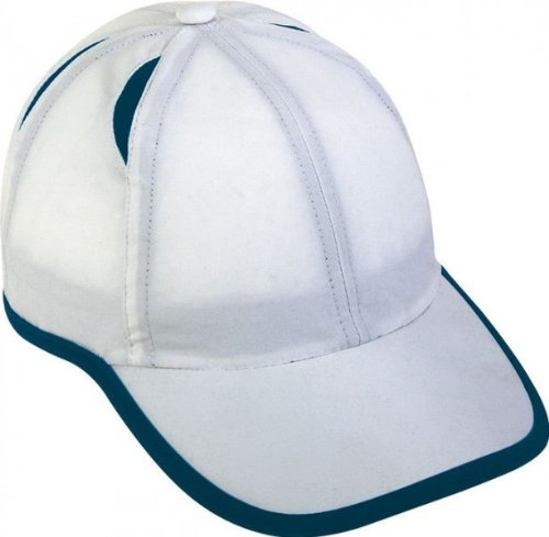 Micro-Edge Sports Cap | white/navy | one size im digatex-package