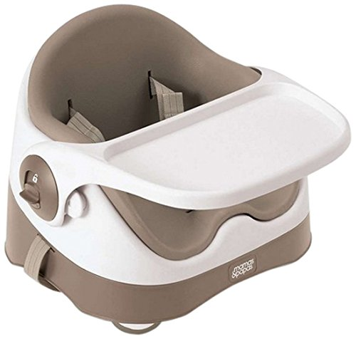 Mamas & Papas Baby Bud Booster Seat – Putty 416nzf301jL