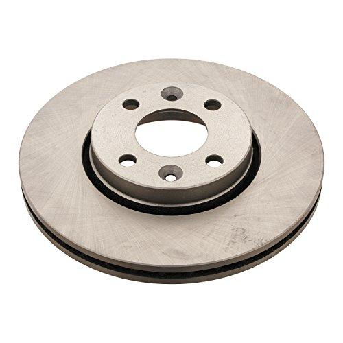 Preisvergleich Produktbild febi bilstein 24165 Bremsscheibensatz (vorne,  2 Bremsscheiben),  innenbelüftet,  Lochzahl 4