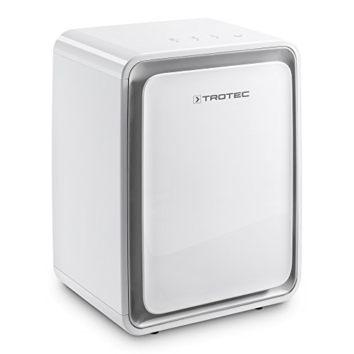 TROTEC TTK 24 E Komfort Luftentfeuchter (max. 10 l/Tag), geeignet für Räume bis 37m³ / 15m²