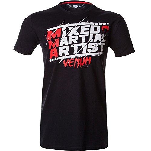 Venum Herren T-shirt MM Artist Noir