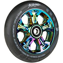 Blazer Pro Rueda para Scooter Individual Rebellion Forged - 110Mm Negro-Neochrom (Default,
