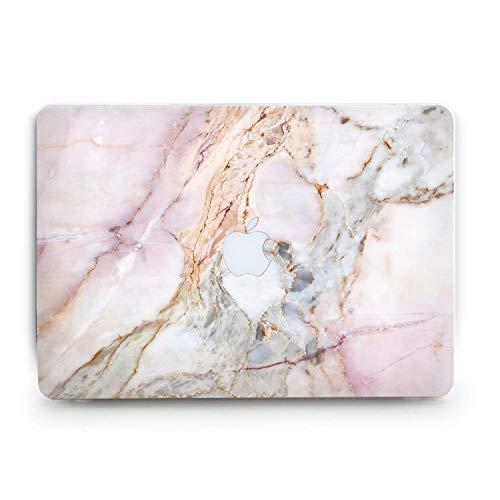 Marmor-Laptophülle für MacBook Pro Retina 15.4 (A1398) Bunte Schutzhülle Apple Mac Pro Retina 15.4 (A1398) (Pink Marmor)