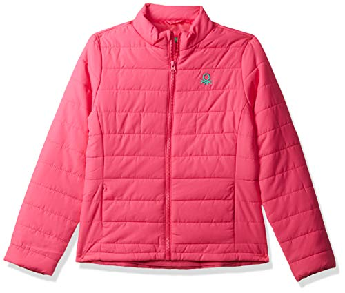 United Colors of Benetton Girl's Quilted Regular fit Jacket