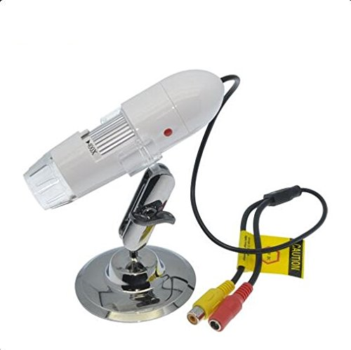 BANGWEIER Portable USB Digital Microscope 5X ~200X 2.4G Mic-Fi WiFi Digital Microscope Long Distance Optics