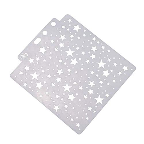 Plantillas De Estrellas Para Decorar.Plantilla Estrellas Cuquicosas