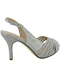 Amazon.es  MENBUR - Sandalias de vestir   Zapatos para mujer ... 576985a22fc8