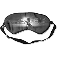 Sleep Eye Mask Black Horse Lightweight Soft Blindfold Adjustable Head Strap Eyeshade Travel Eyepatch E9 preisvergleich bei billige-tabletten.eu